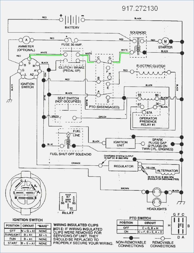 Craftsman Lt1000 Diagram Off 55, Craftsman Garden Tractor Wiring Diagram