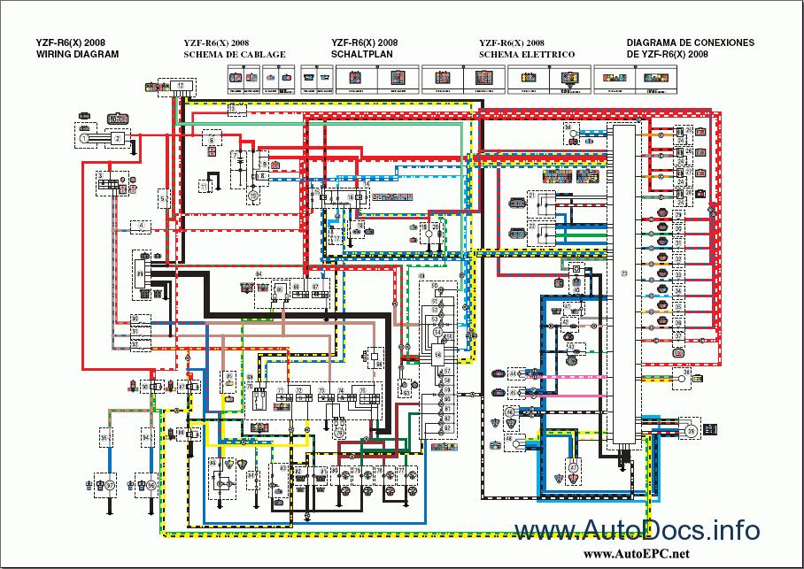 07 R6 Wiring Diagram - Sunpro Volt Gauge Wiring Diagram for Wiring Diagram  SchematicsWiring Diagram Schematics