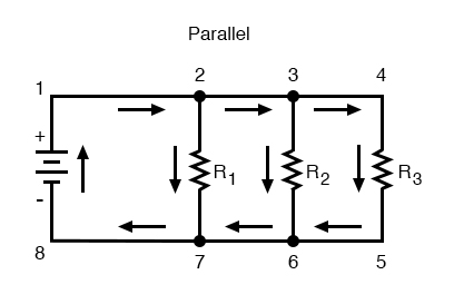 Pleasant What Is A Series Parallel Circuit Series Parallel Combination Wiring Cloud Onicaxeromohammedshrineorg