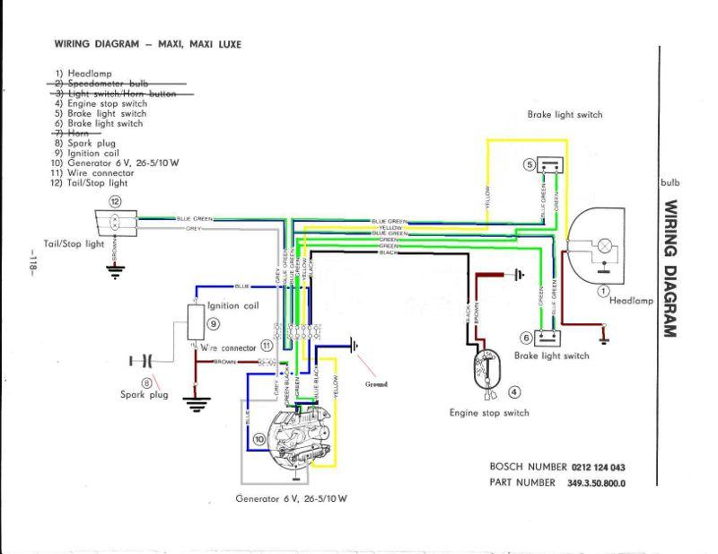 Tremendous Chinese Moped Wiring Diagram Basic Electronics Wiring Diagram Wiring Cloud Rometaidewilluminateatxorg
