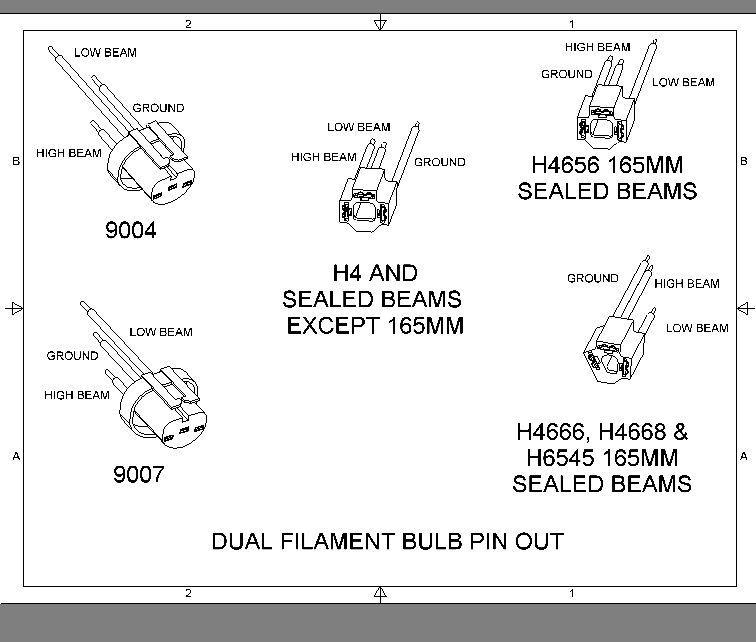 1998 dodge ram headlight wiring diagram 2001 dodge ram 2500 headlight wiring diagram wiring diagram data  2001 dodge ram 2500 headlight wiring