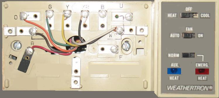 Peachy Heat Pump Thermostat Wiring Color Code Also Furnace Thermostat Wiring Cloud Ostrrenstrafr09Org
