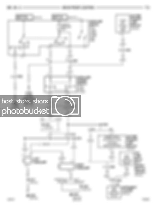 yz8389 2001 jeep wrangler tj wiring harness download diagram