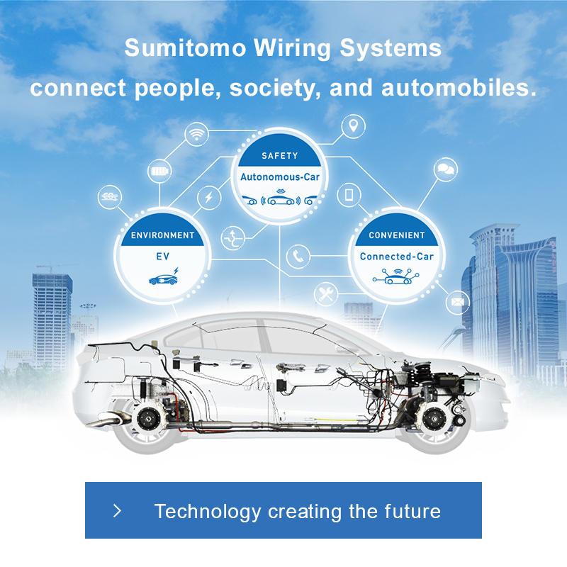 Awe Inspiring Sumitomo Wiring System Ltd Wiring Cloud Waroletkolfr09Org