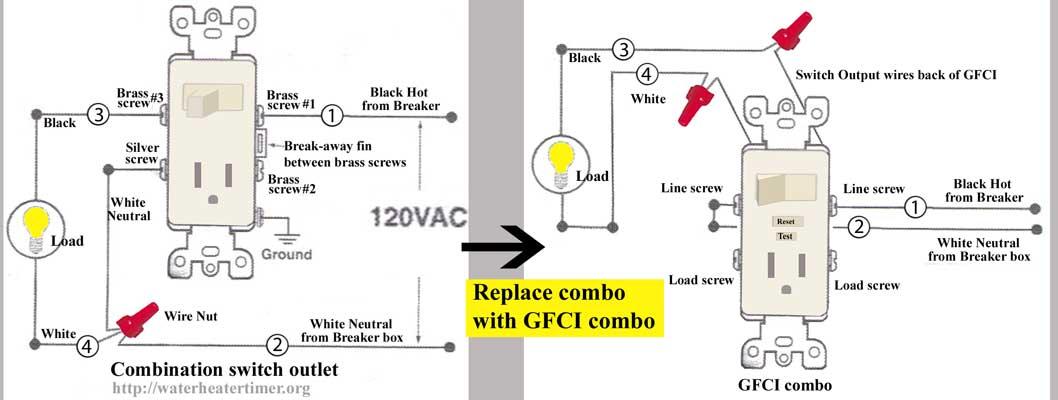 Brilliant 3 Way Switch Outlet Combo Basic Electronics Wiring Diagram Wiring Cloud Ittabisraaidewilluminateatxorg