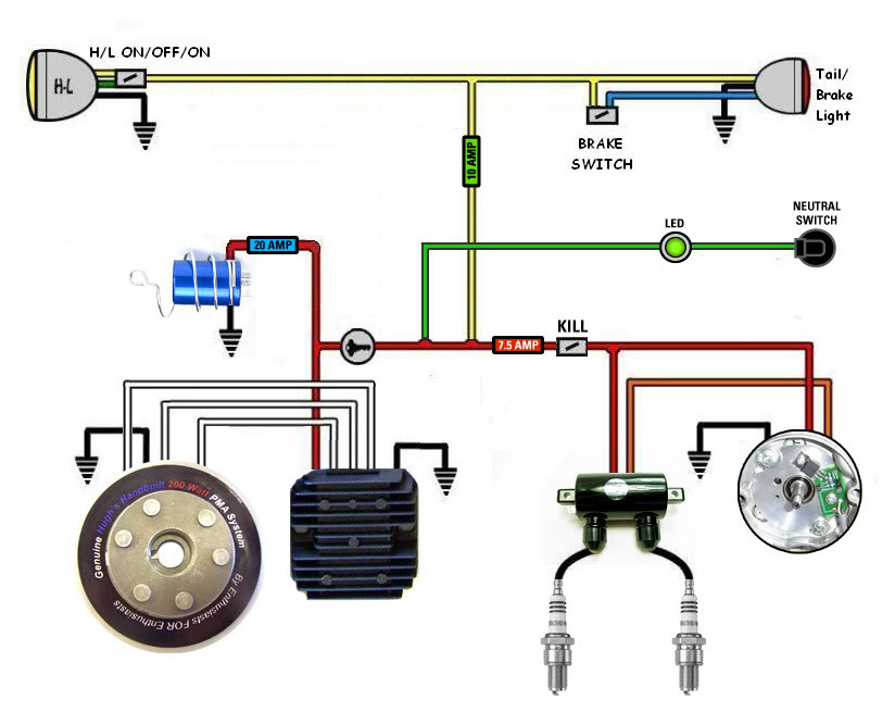 RG_1542] Honda Cb550 Wiring Diagram On Harley Davidson Wiring Diagram  DownloadPara Numap Mohammedshrine Librar Wiring 101