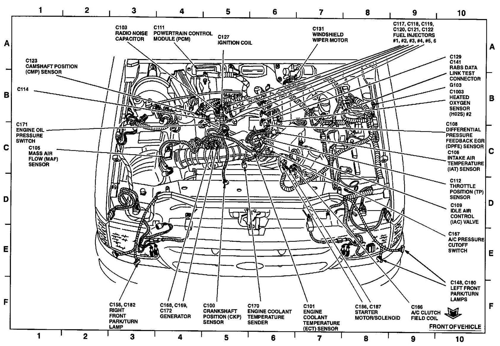 FPL 40] 40 Mazda B40 Engine Diagram   solid return wiring ...