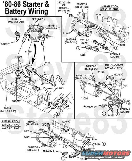 1984 bronco wiring diagram ex 6229  ford ranger wiring diagram on 1985 ford starter wiring  ford ranger wiring diagram on 1985 ford