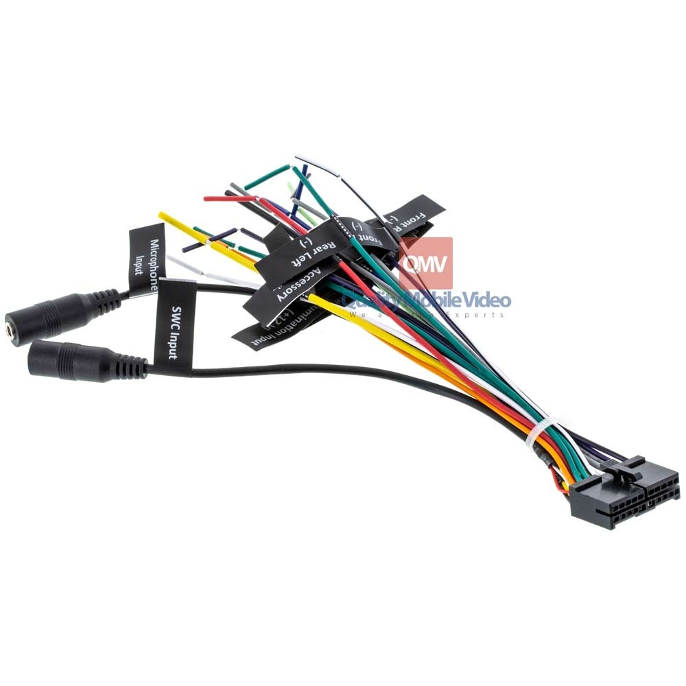 Touch Screen Receiver Bv9965 Wire Harness