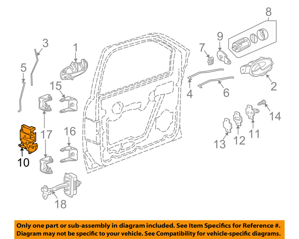 Xs 5738  Rear Tailgate Diagram Furthermore Door Lock Mechanism Parts Diagram Wiring Diagram