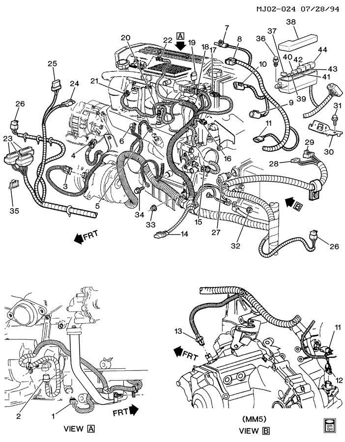 xc6766 2002 pontiac sunfire wire diagram free diagram