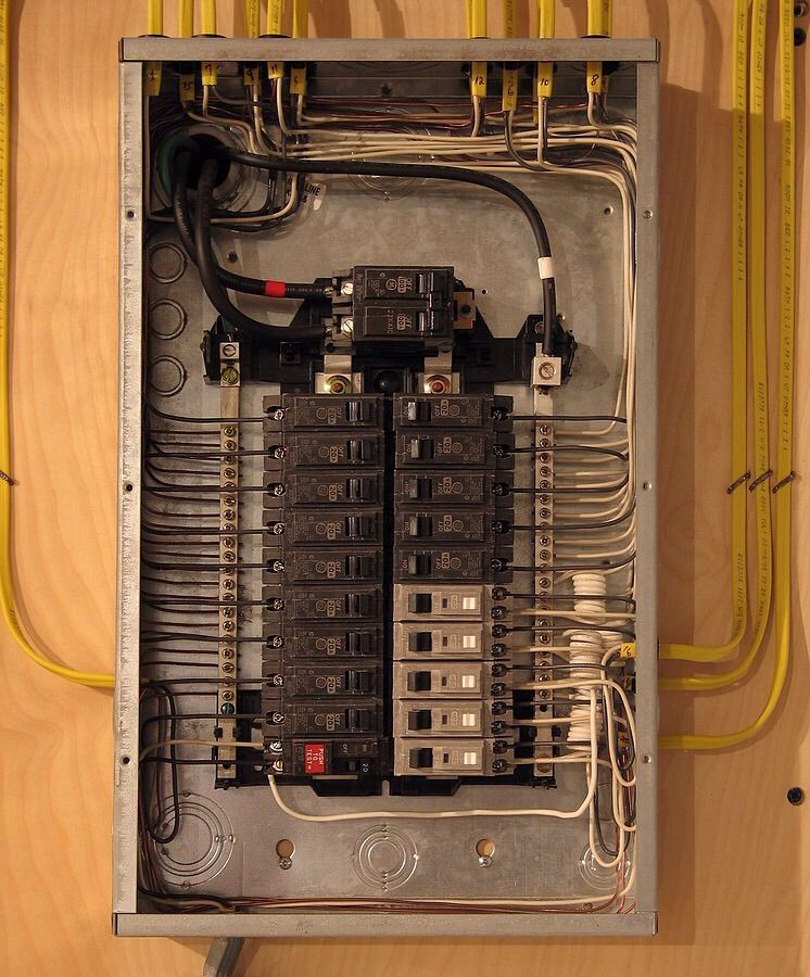 Tremendous Home Electrical Box Wiring Wiring Diagram Database Wiring Cloud Timewinrebemohammedshrineorg