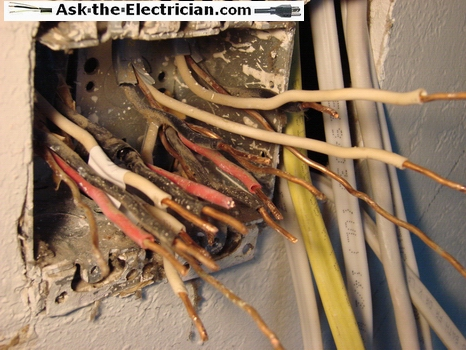 Fabulous Home Wiring Problems Wiring Diagram Data Wiring Cloud Onicaxeromohammedshrineorg
