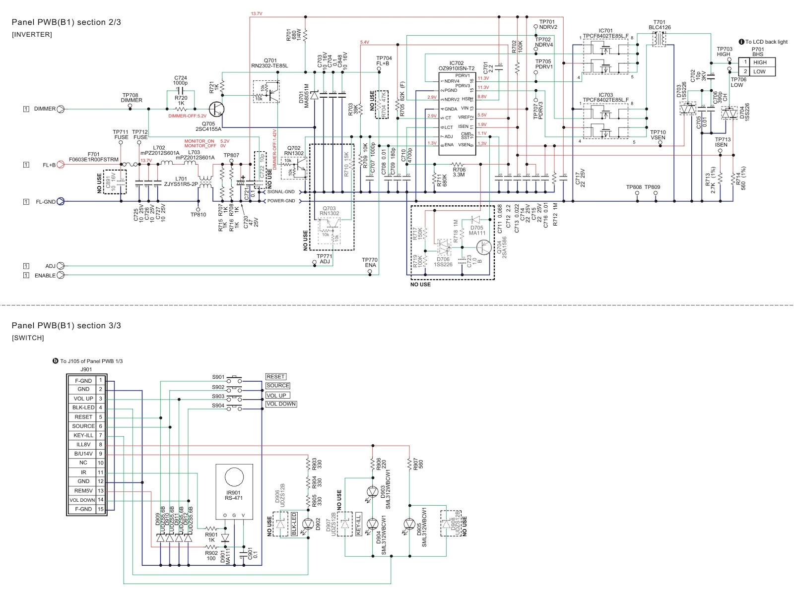 Ts 8430 Clarion Nx700e Wiring Diagram Schematic Wiring