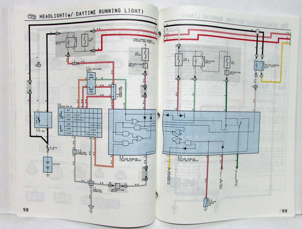 Tremendous 1993 Toyota Corolla Electrical Wiring Diagram Manual Us Canada Wiring Cloud Licukaidewilluminateatxorg