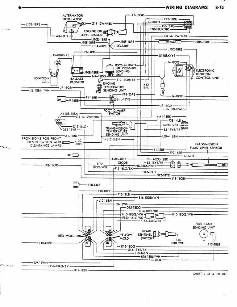 Mm 1872  Dodge Motorhome Wiring Diagrams Download Diagram