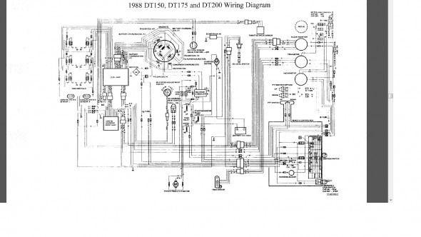 suzuki dt 30 wiring diagram  wiring diagram operation wake