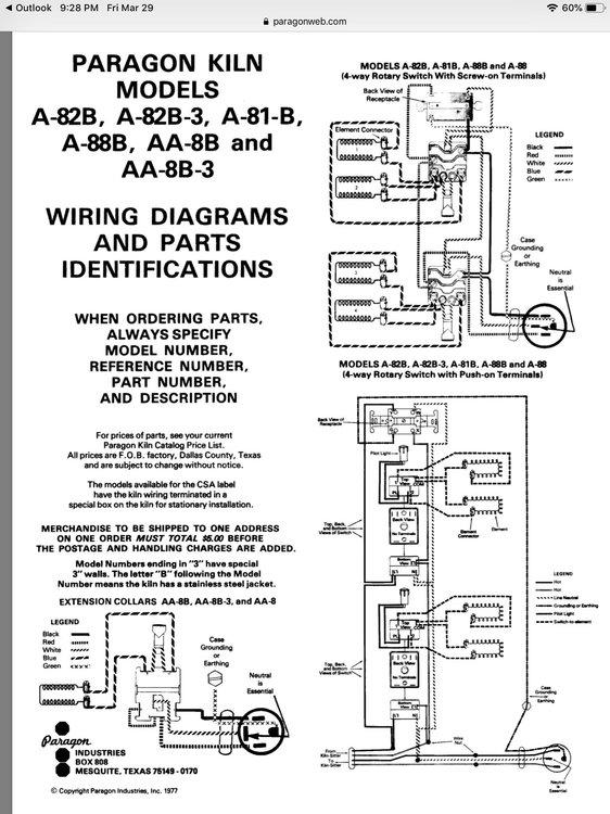 Pid Controller Wiring Diagram 230v Kiln