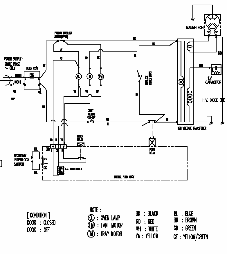 Diagram  Sharp Microwave Wiring Diagram Full Version Hd Quality Wiring Diagram