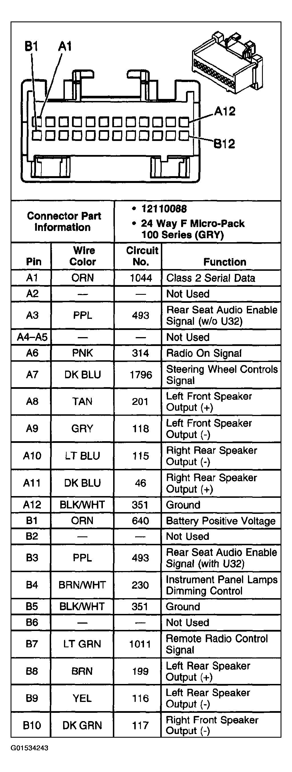 2002 Chevy Venture Radio Wiring Diagram Wiring Diagram General A General A Emilia Fise It