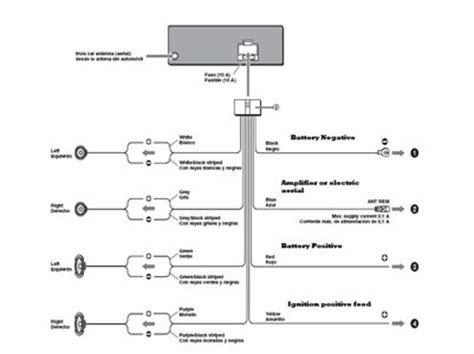 yc9491 sony deck wiring diagram schematic wiring