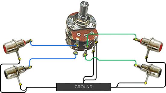Superb Passive Volume Control Wiring Diagram Chance Johnson Flickr Wiring Cloud Icalpermsplehendilmohammedshrineorg