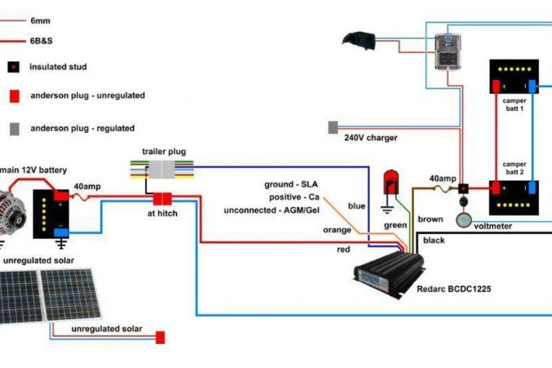 wiring diagram for camper trailer yd 0732  travel trailer electrical diagram schematic wiring  travel trailer electrical diagram