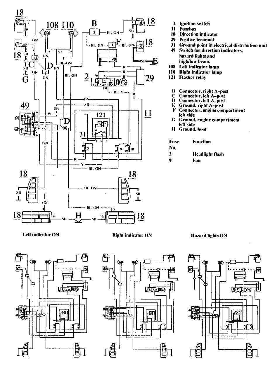 Ng 8823  Volvo 740 Wiring Diagrams Wiring Diagram