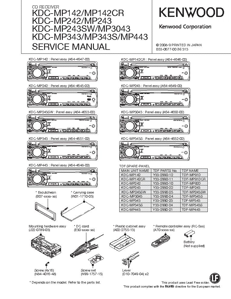 kenwood kdc 2011s wiring diagram  chevy avalanche radio