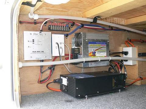Awe Inspiring Rv Power Inverter Wiring Diagram General Wiring Diagram Data Wiring Cloud Domeilariaidewilluminateatxorg