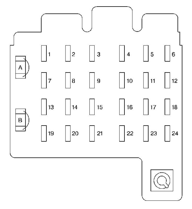 Amazing 98 Gmc Fuse Diagram Wiring Diagram Wiring Cloud Grayisramohammedshrineorg