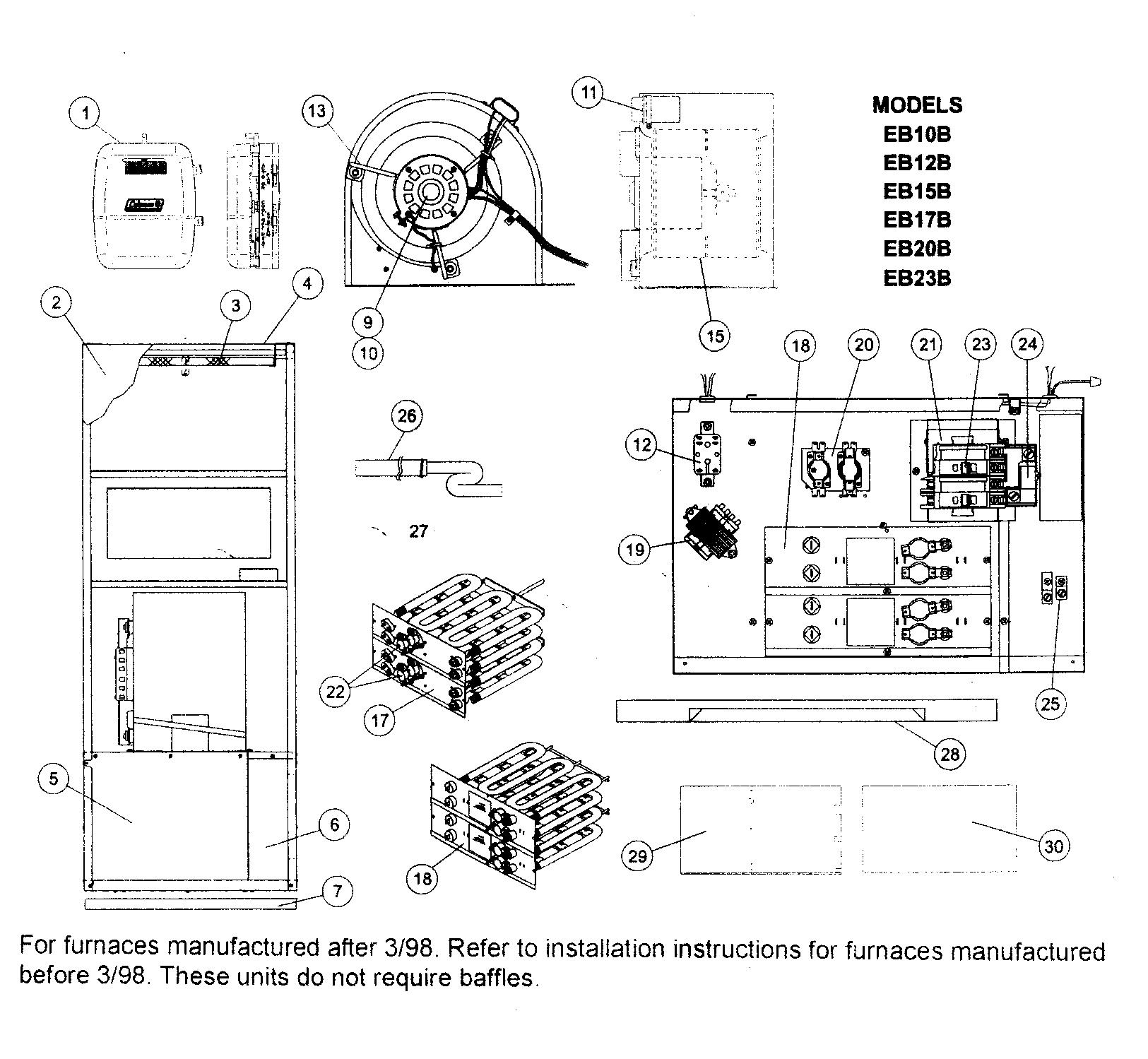 Peachy Coleman Electric Air Handler Wiring Diagram Wiring Diagram M6 Wiring Cloud Onicaalyptbenolwigegmohammedshrineorg