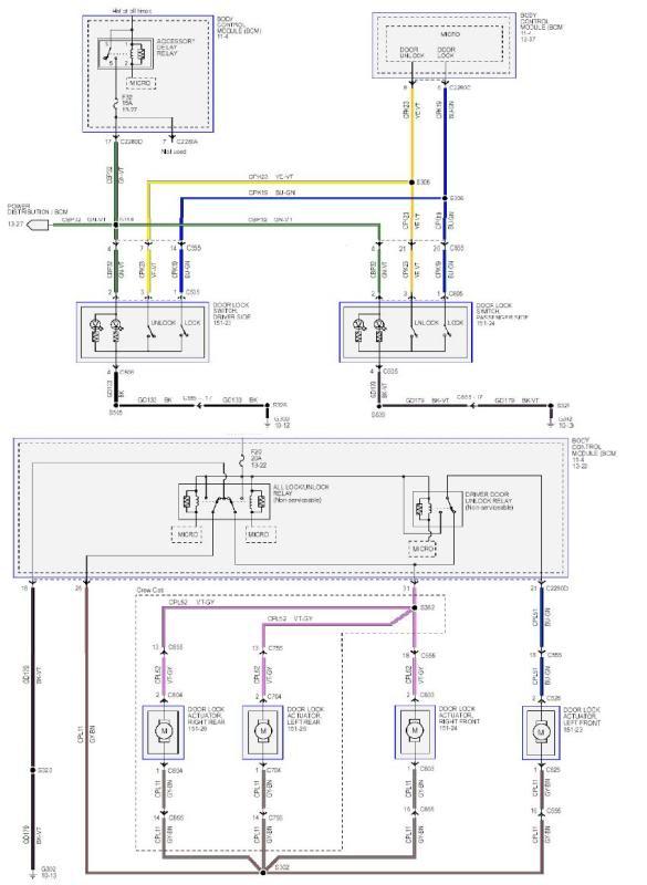 2002 ford f 150 power door lock wiring diagram - wiring diagram export  bike-remark - bike-remark.congressosifo2018.it  congressosifo2018.it