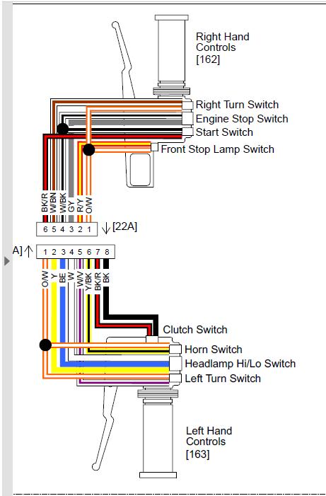 Brilliant Hand Controlls Harley Wiring Harness Diagram Wiring Diagram Online Wiring Cloud Onicaxeromohammedshrineorg