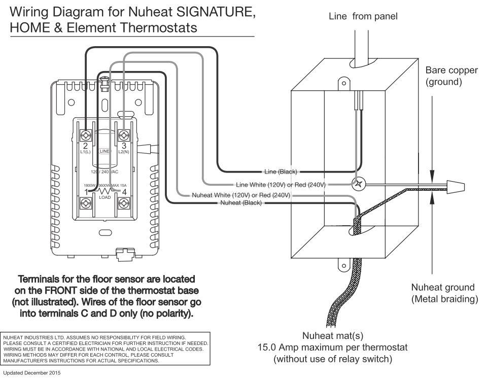 Prime Home Thermostat By Nuheat Floor Heating Wiring Cloud Genionhyedimohammedshrineorg