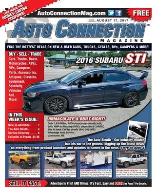 Miraculous 08 17 17 Auto Connection Magazine By Auto Connection Magazine Issuu Wiring Cloud Monangrecoveryedborg