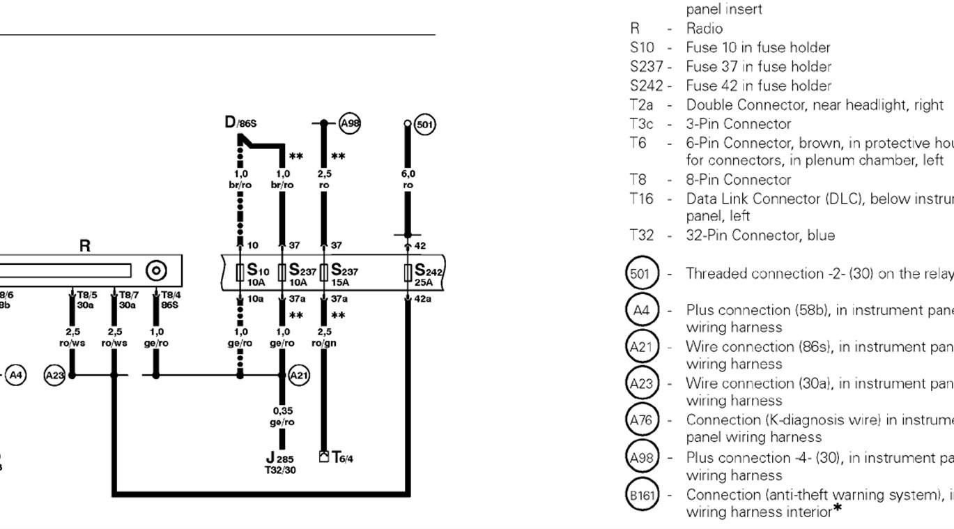Radio Wiring Diagram Jetta - Sport Trac Wiring Diagram for Wiring Diagram  SchematicsWiring Diagram Schematics