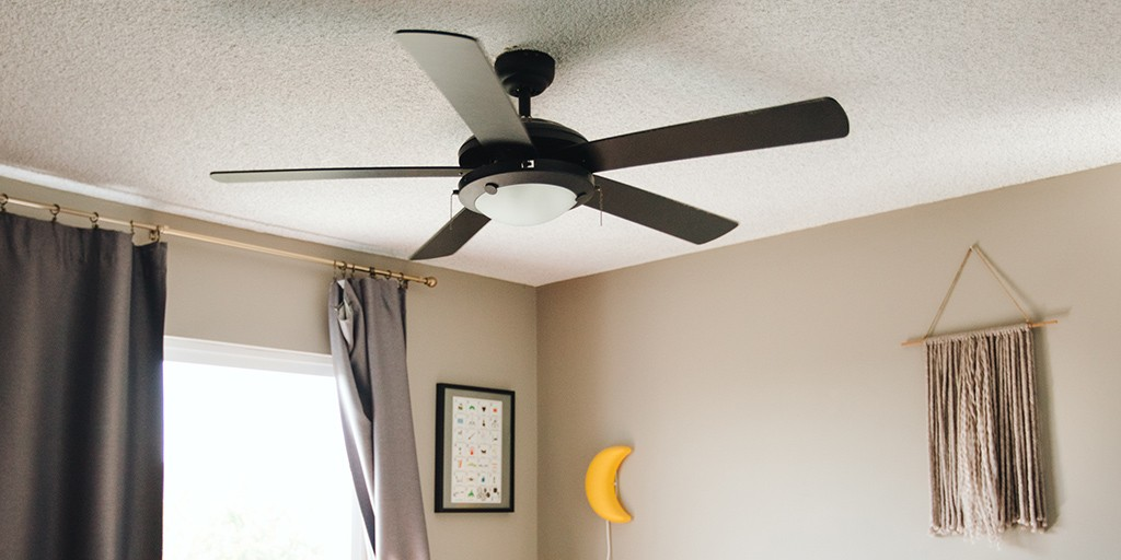 Brilliant The Ceiling Fan I Always Get Reviews By Wirecutter A New York Wiring Cloud Ostrrenstrafr09Org