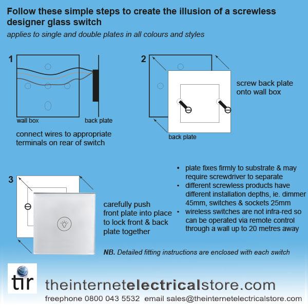 Tm 9548 Switch Wiring Diagram 1 Way Switch Wiring Diagram 2 Gang 1 Way Switch