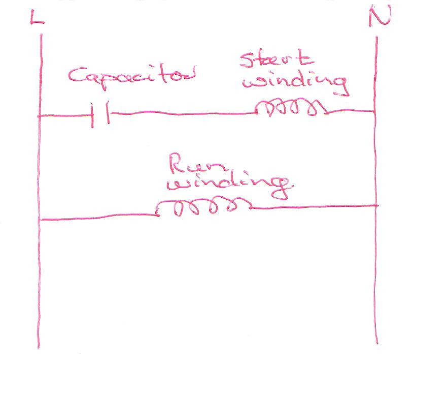 OC_4584] Start Motor Wiring Diagram Single Phase Capacitor Start Motor  Wiring Download DiagramShopa Vira Mohammedshrine Librar Wiring 101