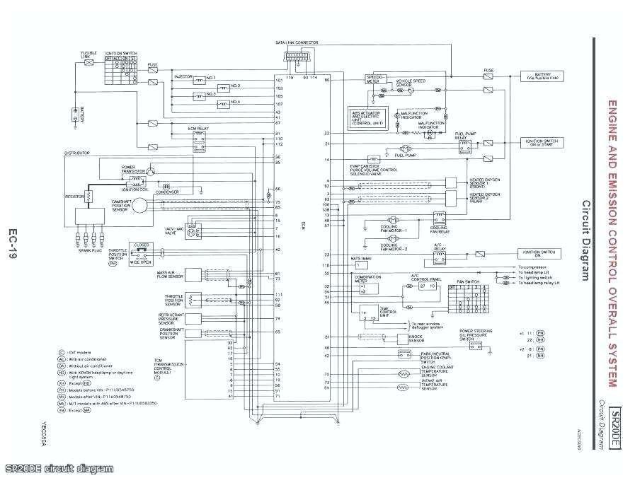 300zx Alternator Wiring Diagram