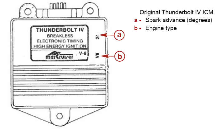 Mercruiser Thunderbolt Wiring Diagram