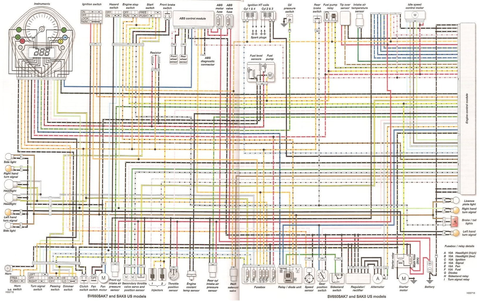 Vl 1325  01 Gsxr 600 Tail Light Wiring Diagram Download