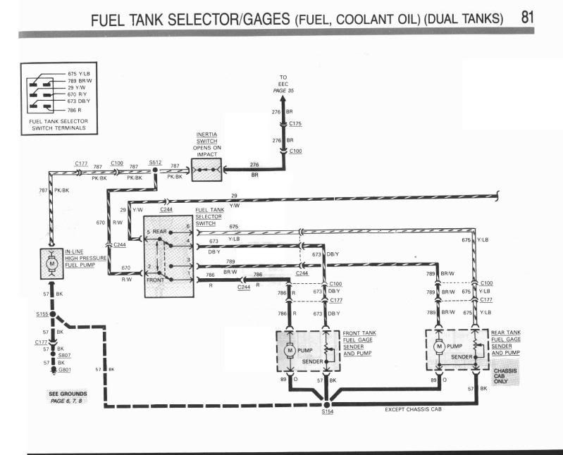 ford e 350 fuel injector diagram 1986 ford f150 fuel pump wiring diagram wiring diagram schematics  1986 ford f150 fuel pump wiring diagram