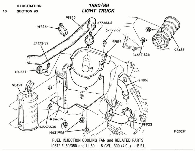 1993 Ford F 150 Engine Diagram Vl Headlight Wiring Diagram Begeboy Wiring Diagram Source