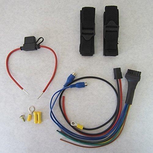 Bw 3329  Bazooka El Series Amplifier Harness 100w Download Diagram