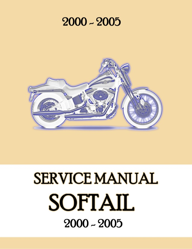Astonishing 2003 Harley Davidson Softail Service Repair Manual Wiring Cloud Licukosporaidewilluminateatxorg