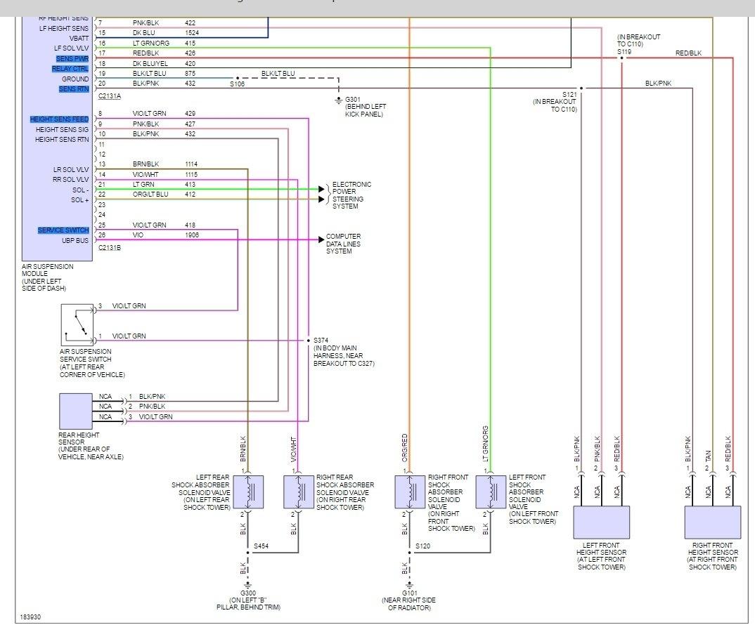 00 Navigator Air Suspension Wiring Diagram - Wiring Diagram Garage Rcd Unit  List Data Schematicbig-data-1.artisticocatalano.it