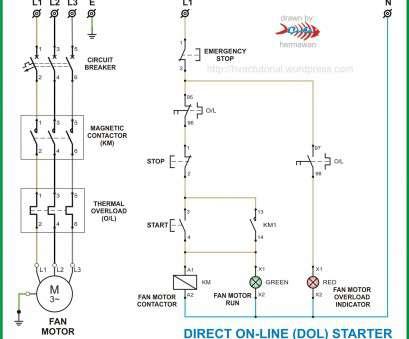 Dc 1272 Phase Starter Wiring Diagram Three Phase Dol Starter Wiring Diagram Download Diagram