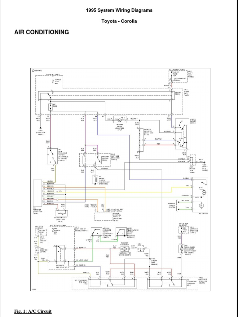 XD_7565] Mirror Wiring Diagram Toyota Corolla Air Conditioning Diagram  Wiring Diagram | Hvac Wiring Schematic Exercises |  | Hapolo Phae Mohammedshrine Librar Wiring 101
